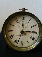 "ANSONIA DESK, SHELF, MANTEL CLOCK- G. A. Baker Gloucester & Stroud ""READ"""