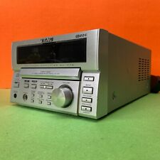 Teac MC-D78 CD Tuner/Amplifier - Powers on but faulty - Spares/Repairs.