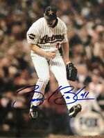 Brandon Backe Signed Autographed 8x10 Photo  Houston Astros Gameday Hologram E