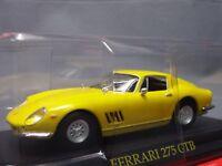 Ferrari Collection 275 GTB 1/43 Scale Box Mini Car Display Diecast vol 32