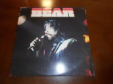 RICHARD T. BEAR BEAR VINYL LP RCA