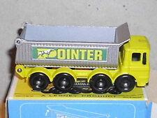 """(196/14)matchboxauto LKW """"B Wheel Tipper"""" Nr.51,neuwertiger Zustand mit OVP"""