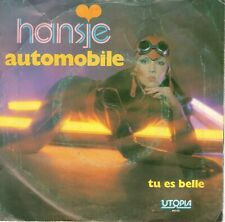 7inch HANSJE	automobile	HOLLAND 1979 EX/SOC	NEW WAVE	  (S0259)