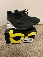 Men's Adidas Adizero Boston 7 Black White Running Shoe US Size 10.5 W/box B37382