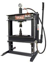 "Dake 972200 B-10 Hydraulic Bench Press   10 Ton, 6"" Stroke"