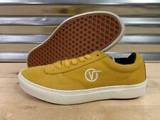 3e70aa711d Vans Paradoxxx Skateboard Shoes Yolk Yellow White Mens SZ 9 ( VN0A3TKKNYJ )