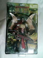 Blue Box Toys Lieutenant Raziel Legacy of Kain figure UNOPENED Crystal Dynamics
