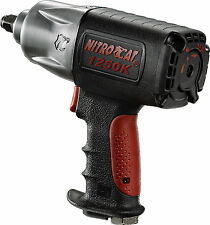 "NITROCAT AC1250-K 1/2"" Composite Air Impact Wrench 1300 ft lbs (1763 Nm) AIRCAT"