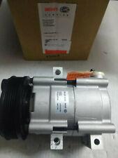 HELLA 8FK 351 113-741 Compressor, air conditioning FORD JAGUAR