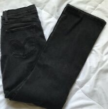 Levi's 512 Bootcut Perfectly Slimming Womens Jeans Size 8