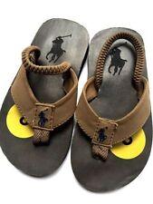 Ralph Lauren Suede Baby Shoes