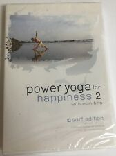Power Yoga For Happiness 2:The Surf Edition DVD VIDEO MOVIE Eoin Finn-VERY RARE