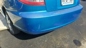 KIA RIO 2005 SEDAN REAR BUMPER BAR SKIN