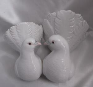 """LLADRO """"COUPLE OF DOVES"""""""
