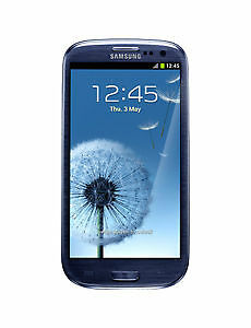 Samsung Galaxy S III LTE-4G -GT-I9305 - 16GB - Pebble Blue (Unlocked) Smartphone