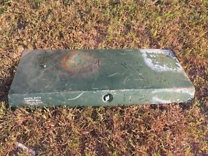Triumph TR7 , TR8 Boot or Trunk Lid # 1, from a Florida Car