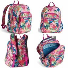 433c069d1161 Vera Bradley Iconic Campus Backpack Women s Bag in Superbloom