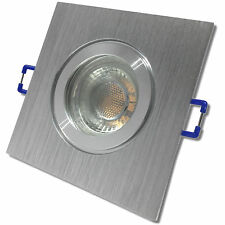Bi-Color / 3W=35W / LED Bad Einbaustrahler Marin 230Volt / IP44 / Warmweiß 3000k