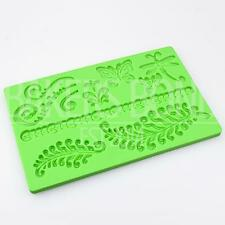 Beautiful Nature Multi Mat Silicone Mould Cake Decoration Sugarcraft Fondant