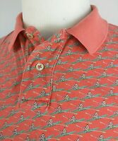 Polo Ralph Lauren Custom Fit Polo Shirt Kayak Sport Mens XL