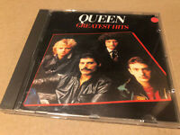 Queen Greatest Hits 1 Rare Cd Album Red Label Japan Excellent