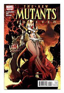 New Mutants Forever #4 Arthur Adams Magik Cover Chris Claremont GGA Variant NM