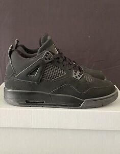 Nike Air Jordan 4 Black Cat 2006 308498-002 size 6 GS 7.5 Women's Bred 2020