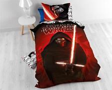 Disney Star Wars Epic7 Red Black Official Rev Duv Cov&Pillow Case  Bet set Cott