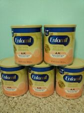5x Enfamil A.R formula Helps Reduce Spit Up 12.9oz Can Expires 06/2021