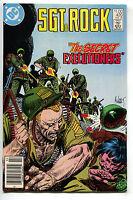 Sgt Rock 420 DC 1988 NM- Joe Kubert War Comics
