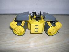 Baumaschinenmodell BOMAG Straßenwalze BW 184AD - in 1:50 (Kabine fehlt!)