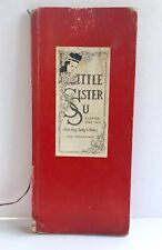Little Sister Su A Chinese Folk Tale Mme Chiang Kai-Shek Vintage Book 1942