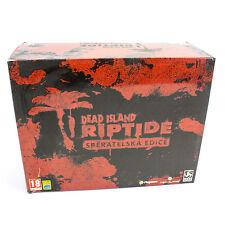 Dead Island Riptide Collectors Edition für PC von Techland, 2013, versiegelt