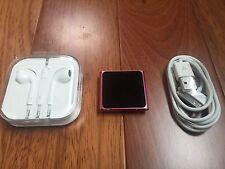 Apple iPod nano 6th Generation Pink (8GB) NEW