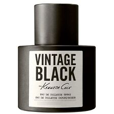 kenneth cole vintage black herren eau de toilette spray 1.70 oz