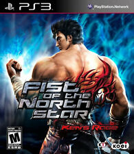 PS3 - Fist of the North Star - Ken's Rage