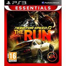 Playstation 3 PS3 Spiel Need for Speed - The Run - Autorennen Neu