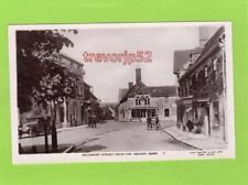 Salisbury Street from Square Mere unused RP pc John Walton Ref D187