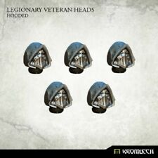 Kromlech BNIB Legionary Veteran Heads: Hooded (5) KRCB206