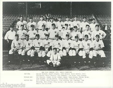 "NEW YORK YANKEES TEAM   1936  B & W Large Reprint 11"" x 14"""
