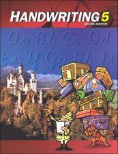 BJU Press - Handwriting 5 Student Worktext (2nd Ed) (Copyright Update) 271411