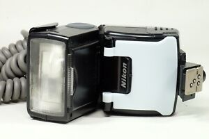 Nikon SB600 Flash with SC17 and Stand TESTED