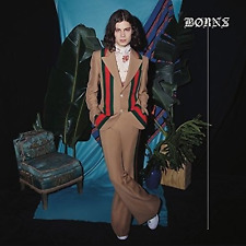 Borns - Blue Madonna CD (Std) Presale February 16th 2018