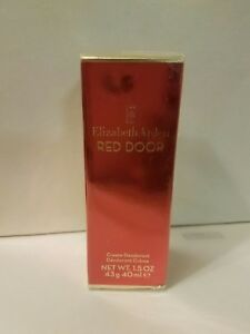 Red Door by Elizabeth Arden, 1.5 oz Cream Deodorant for Women