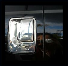 TFP  SS Door Handle Overlays for Ford Superduty 99-12 2dr RH Keyhole