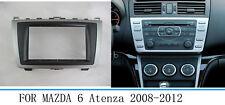 For Mazda 6/Atenza 2008-2012 Car Stereo Fascia Dash Panel Frame Trim Kit