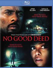 No Good Deed (Blu-ray Disc, 2015, Includes Digital Copy; UltraViolet) NEW