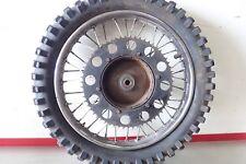 Maico MC250 MC400 MC 400 rear wheel hub spokes rim Radaelli