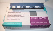 Soundstream Reference 405 der US 5-Kanal High-End Car-Verstärker