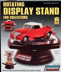 Figurine Display Stand Small Motorized Rotating 1:32 - RC Addict